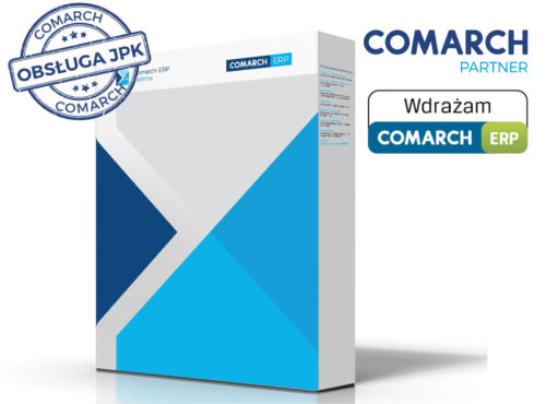 COMARCH ERP OPTIMA Program do firmy