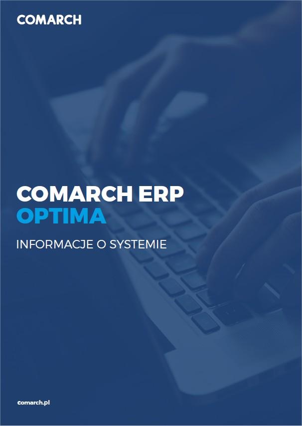 Folder Comarch ERP Optima Opis systemu