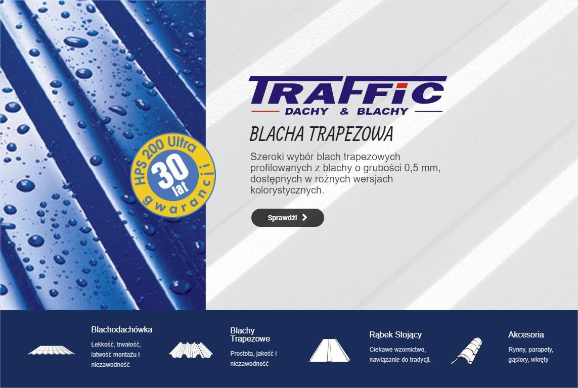 Wdrożenie systemu COMARCH ERP OPTIMA w Traffic Blachy