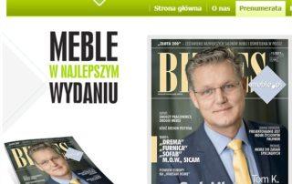 wdrożenie COMARCH ERP OPTIMA w biznes.meble.pl