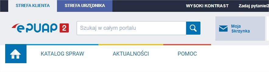 Podpisywanie pliku JPK profilem zaufanym - moja skrzynka