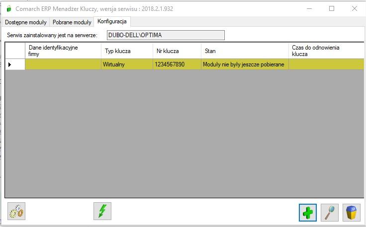 Aktywowanie pełnej wersji COMARCH ERP OPTIMA