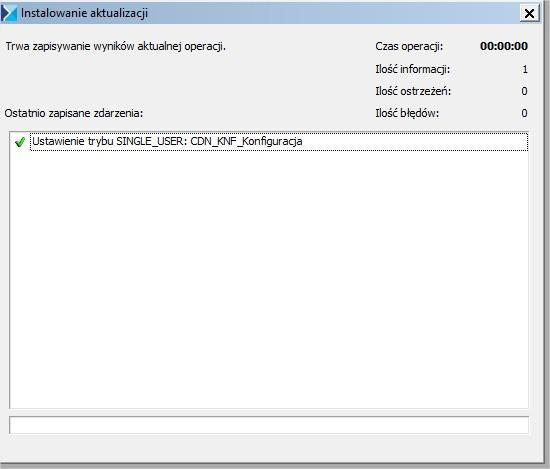 Instalacja aktualizacji COMARCH ERP OPTIMA zmiana stawki PIT