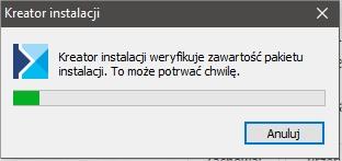 Instalacja aktualizacji optima