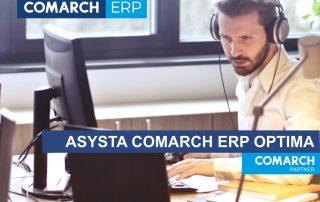 Asysta COMARCH Partner - pomoc optima online