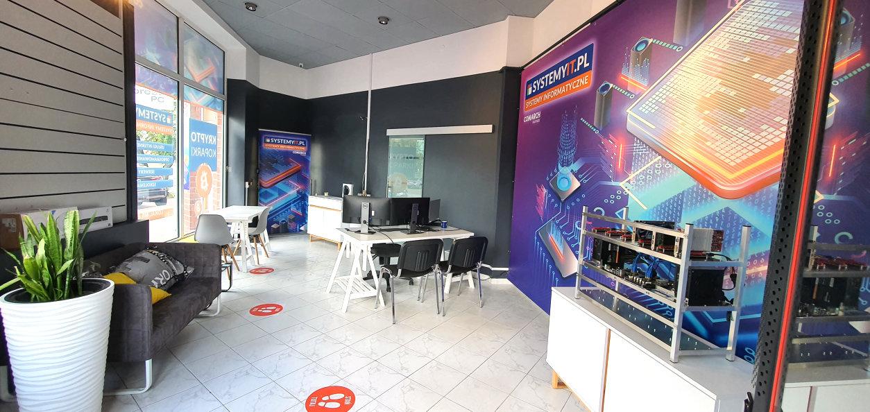 SystemyIT.pl Koparki kryptowalut , usługi informatyczne , oprogramowanie do firm